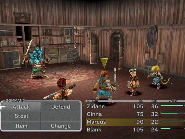Final Fantasy IX Switch Is The Same Version As PC And Mobile, Bugs And All