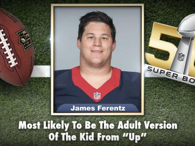 Jimmy Fallon đưa ra các siêu phẩm cho Super Bowl