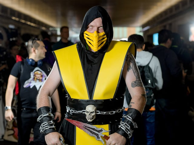 """New Mortal Kombat movie to issue a hearty """"Get over here, moviegoers!"""" in March 2021"""