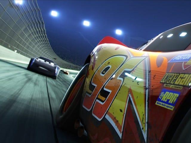 Chuyện gì sẽ xảy ra trên <i>Cars 3</i> ?