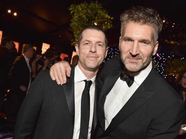 Welp, Netflix kupił facetów z Game of Thrones