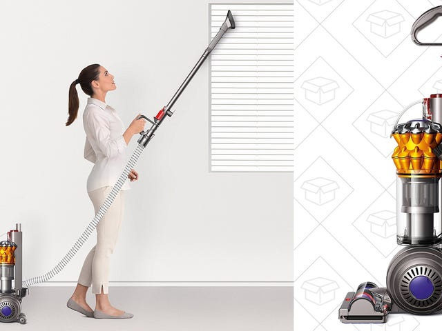 Suck Up the Savings on this Dyson Small Ball Vacuum, Today Only