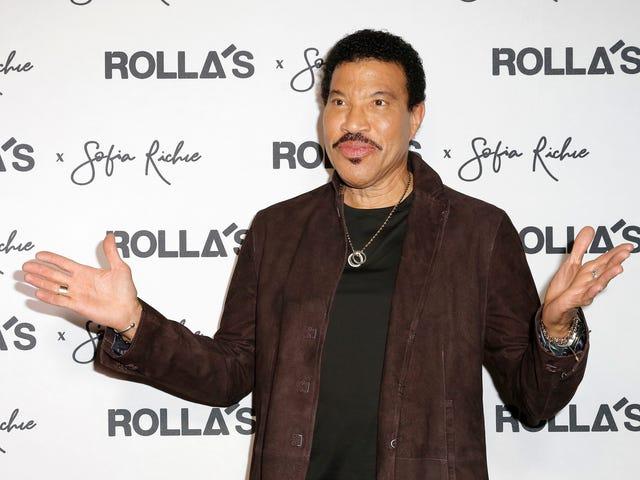 Disney developing Lionel Richie jukebox musical