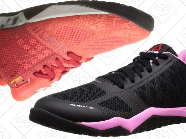 Treat Yourself to a Discounted Pair of Reeboks, Today Only on Amazon