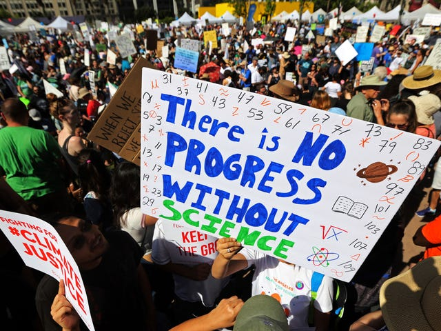 March for Science Returns to Over 200 Cities Tomorrow