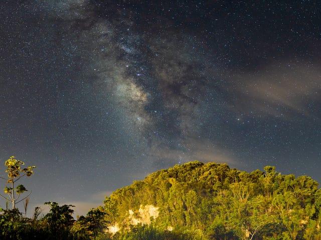 วิธีดูดาวเคราะห์ในเวลากลางคืนในเดือนสิงหาคม