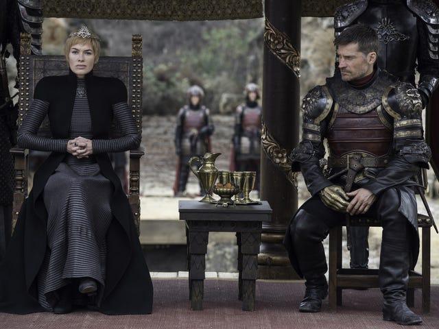 <i>Game Of Thrones</i> nagpapabagal para sa pinakamahabang, at pinakamahusay na, episode ng season (newbies)