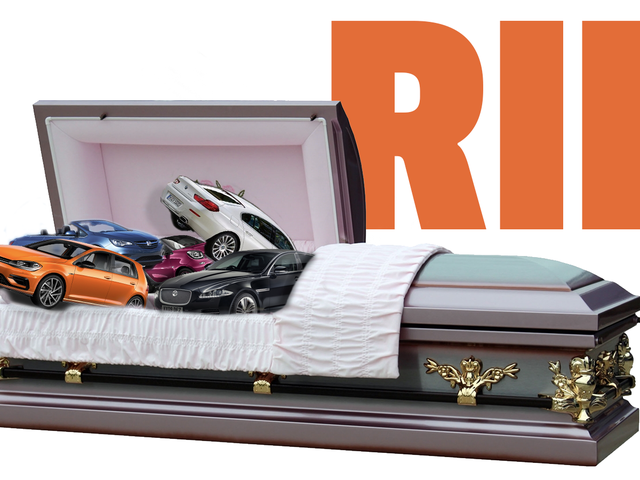All The Cars That Died In 2019