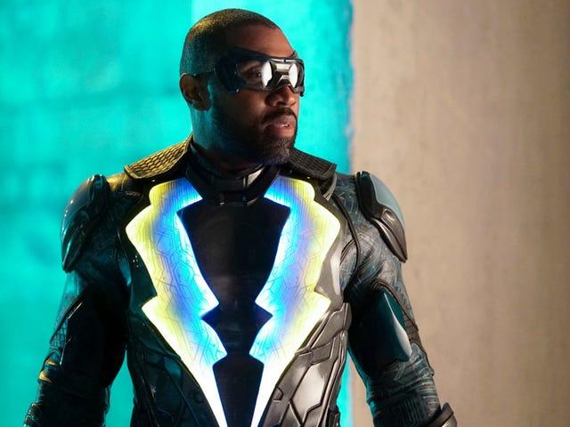 No,Black Lightning Still Isn'ta Part of the Arrowerse