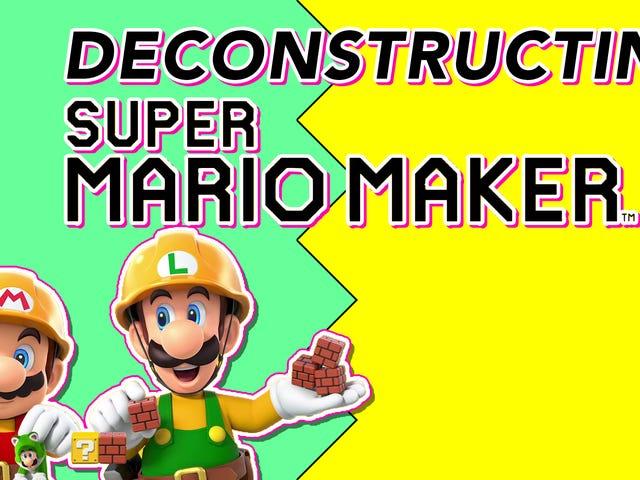Wir haben den Trailer von Super Mario Maker 2 mithilfe eines Experten zerlegt