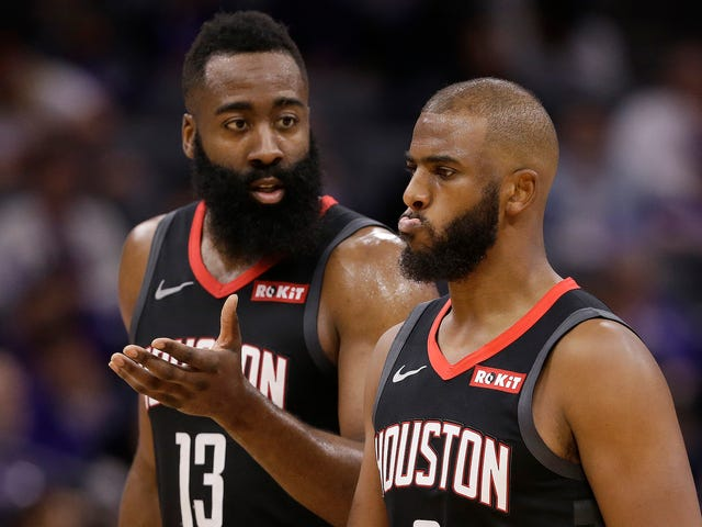 Report: The Rockets Are All Fed Up With Each Other