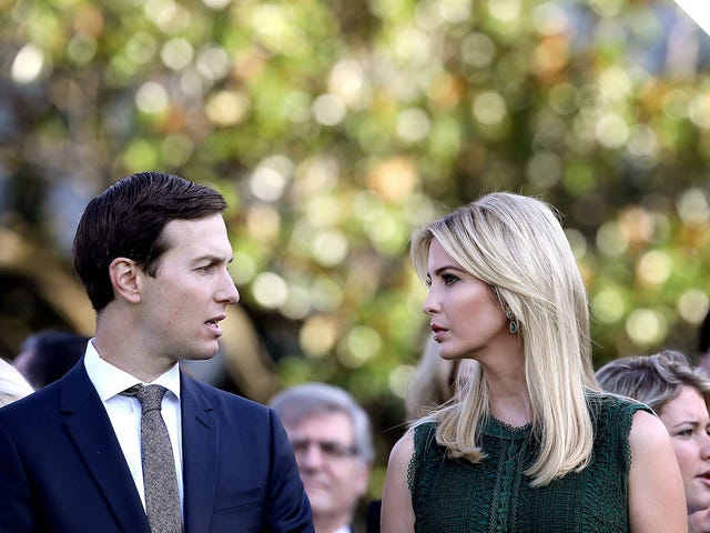 Jared and Ivanka Play Op-Ed Detective