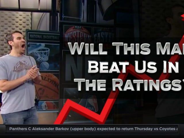 <i>Fox Sports Live</i> Relaunches;  Tilbringer mest af tiden Mocking Show&#39;s Low Ratings
