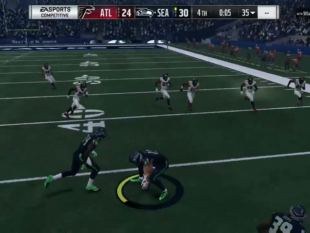 This Is Quite The Madden Chokejob