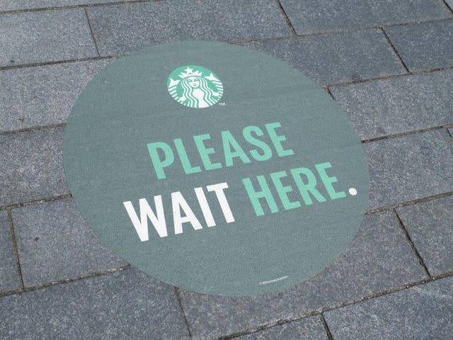 Starbucks announces plans to shrink