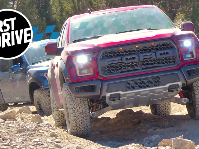 2019 Ford Raptor er et monster gjort sterkere