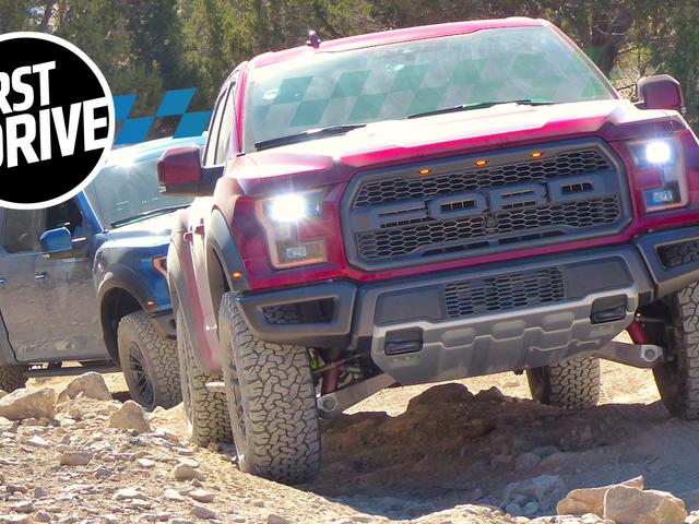 Raptor Ford 2019 Adakah Rakasa Diperbuat Lebih Kukuh