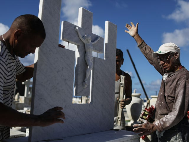 Puerto Rico's Hurricane María Death Toll On Par With 9/11 Terrorist Attack