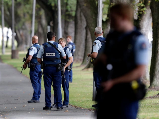 50 Dead and Dozens Wounded in New Zealand Terror Attacks That Were Livestreamed on Facebook [Updated]