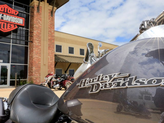 Harley-Davidson Knows This Might Get Worse