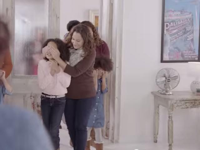Голубь дает кудрявым девушкам повод жить в новой кампании