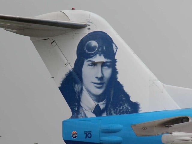 KLM forlater den siste av sin Fokker 70s