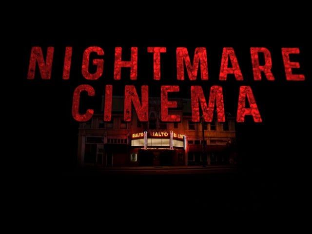 Πέντε διευθυντές φρίκης, συμπεριλαμβανομένου του Joe Dante του Gremlins, συνεργάζονται σε μια νέα ταινία ανθολογίας