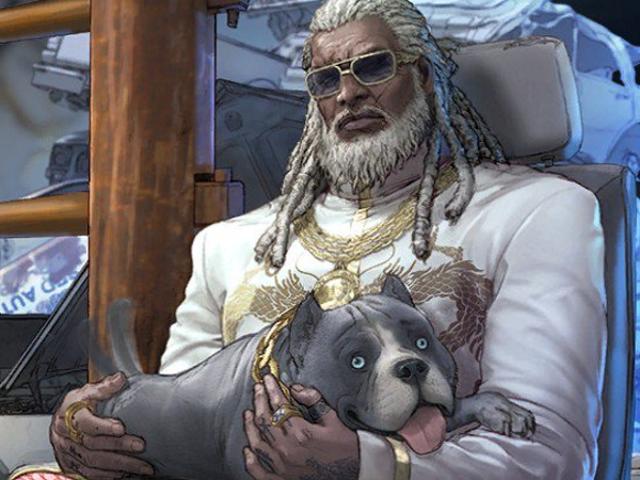 New Tekken 7 Character's Dog Sidekick Is Good And Pure