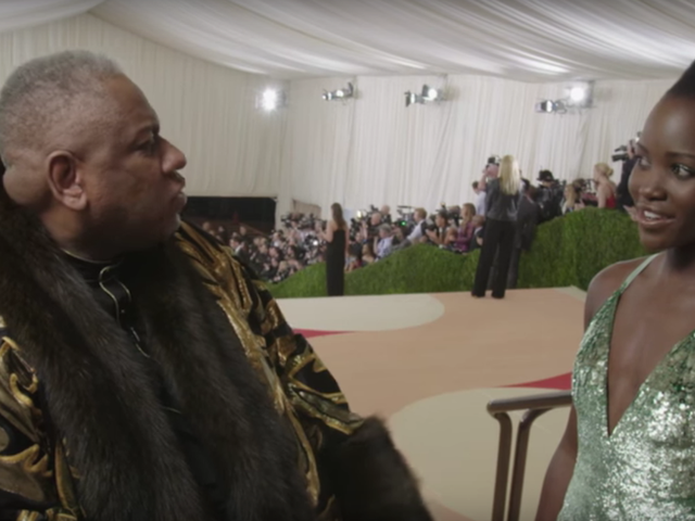 Met Gala Lesson: Never Ask Celebs About 'Creativity'
