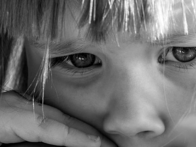Giv dit ængstelige barn en tid til 'bekymrede spørgsmål'
