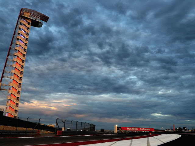 Circuit Of The Americas Apparently Wants A NASCAR Race