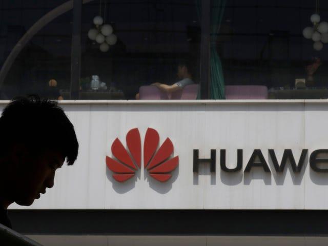 Huawei cancella il lancio del nuovo laptop MateBook, citando il divieto di commercio degli Stati Uniti
