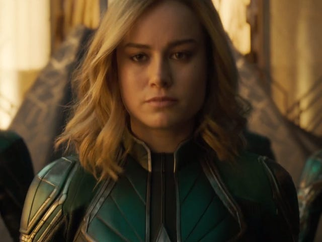 Our Favorite Celebrity Reactions to theCaptain Marvel Trailer