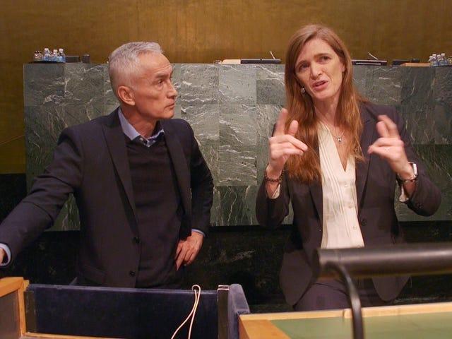 FUSION TV wprowadza nową serię specjalnych wywiadów z nagrodzonego dziennikarza Jorge Ramosa