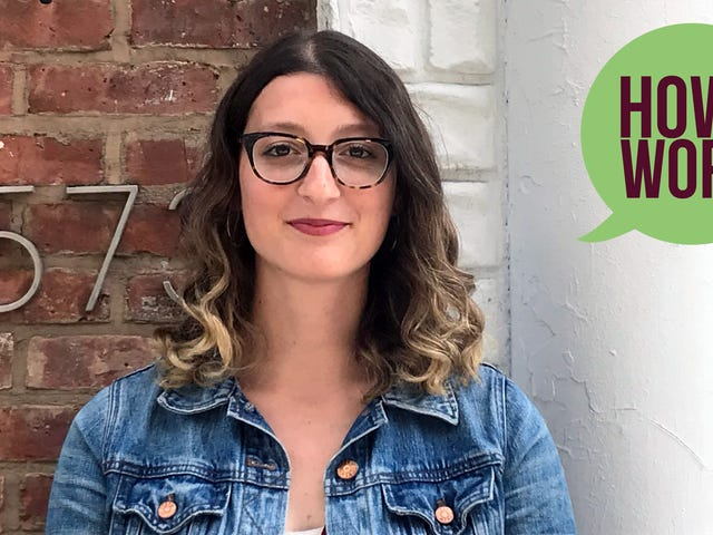I'm Alicia Adamczyk, Lifehacker Staff Writer, and This Is How I Work
