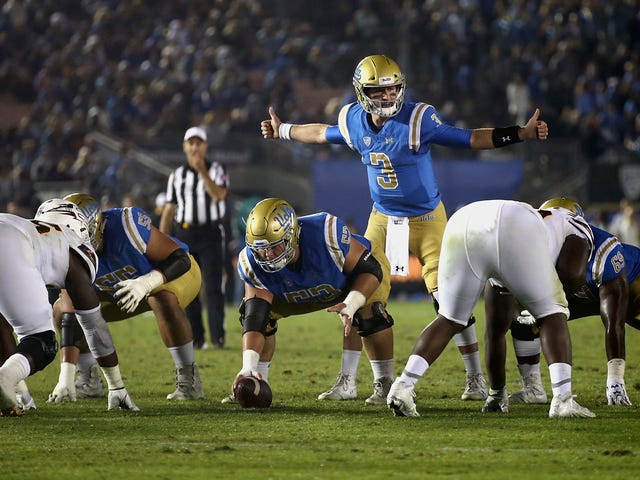 Josh Rosen Has A Plan To Fix The NCAA
