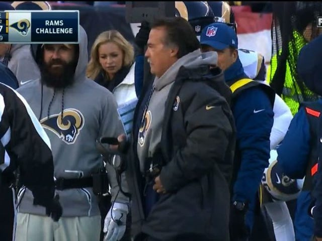 Jeff Fisher's Futile War Against Pockets Now Has Dialogue