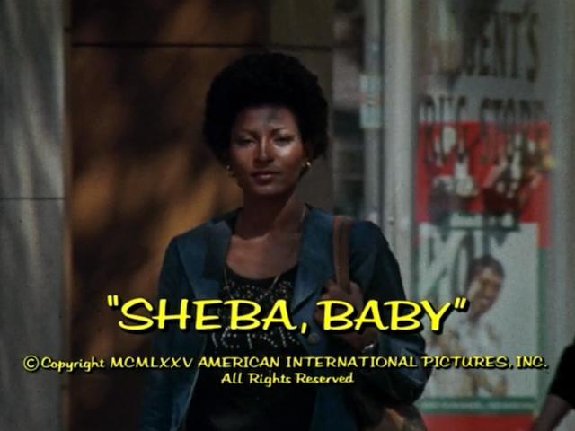 Sheba, Baby (1975)