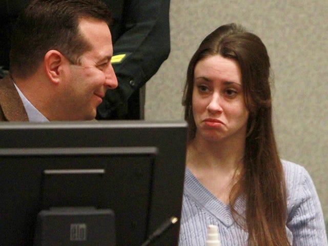 Private Investigator Påstådda Casey Anthony Told Advokat Hon dödade sin dotter, betalade honom med sex