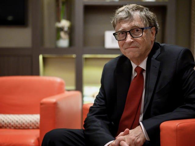 Bill Gates đã rời khỏi Hội đồng quản trị của Microsoft