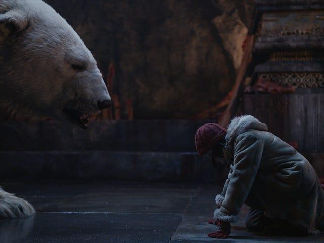 他的《黑暗材料》绕道穿越了装甲熊领地,结果喜忧参半(新手)