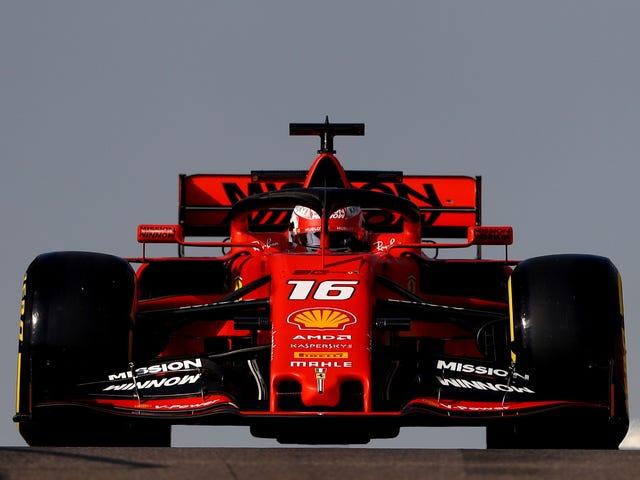 Si Ferrari Ay Naghahanda Upang Gumastos ng Maraming Kuwarta Sa F1 Program nito Sa 2020