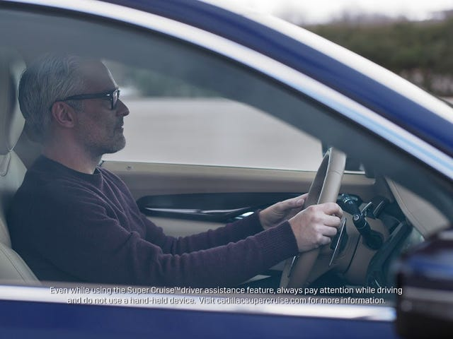So Cadillac tried to throw shade at Tesla