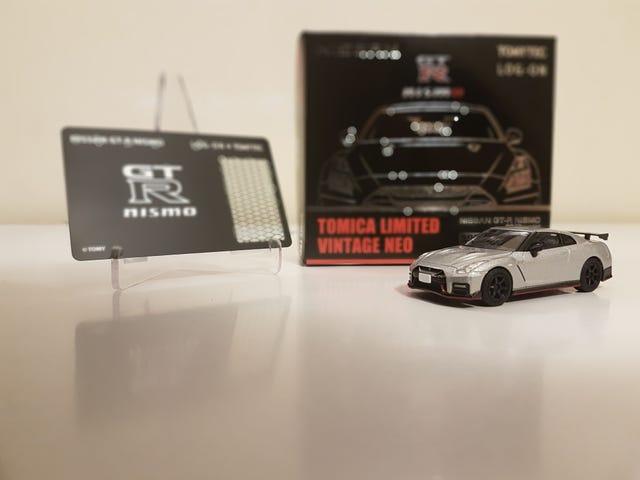 Zasada godzin: TLVN 2017 Nissan GT-R Nismo Zaloguj się wyłącznie