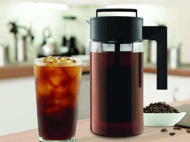 This Top-Selling Cold Brew Coffee Maker Is Just $17 Today