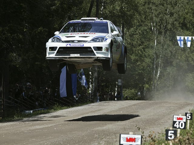 Rally Flashback: Finland 2004