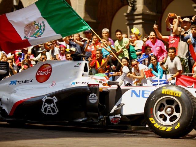 El piloto mexicano de Fórmula 1, Sergio Pérez, derrota a un patrocinador en Twitter por un triunfo muy desagradable Tweet