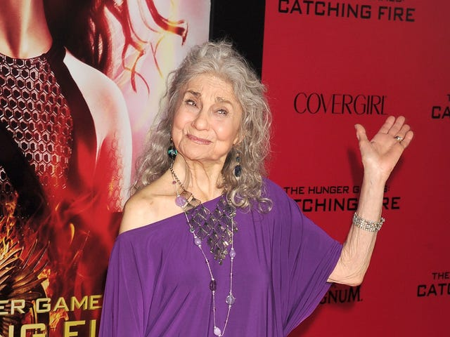 RIP Lynn Cohen aus Sex And The City und The Hunger Games: Catching Fire