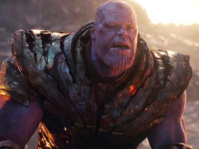 La campagne Trump a comparé le président à Thanos, un meurtrier de masse