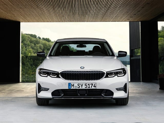 Bringing back the mono grille BMW